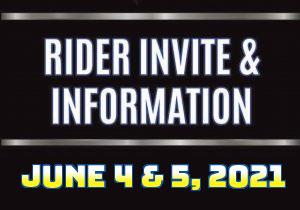 Rider Invite & Info